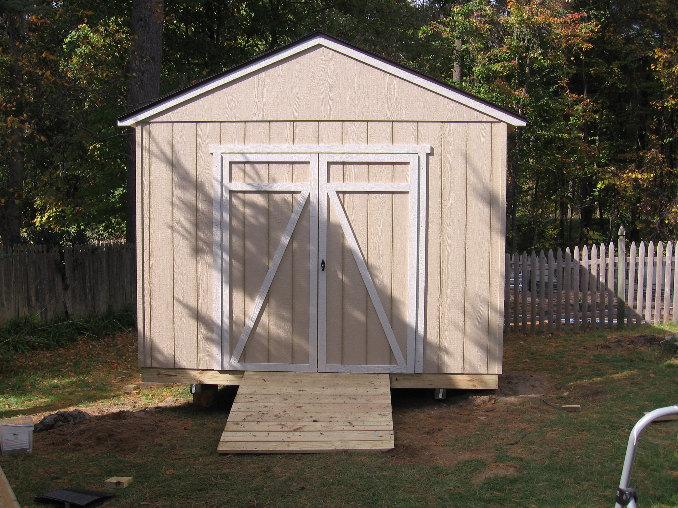 10 x 8 pent shed plans menards tsp for Barn construction kits
