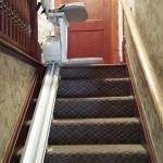 Stairlift in Oneonta, NY.